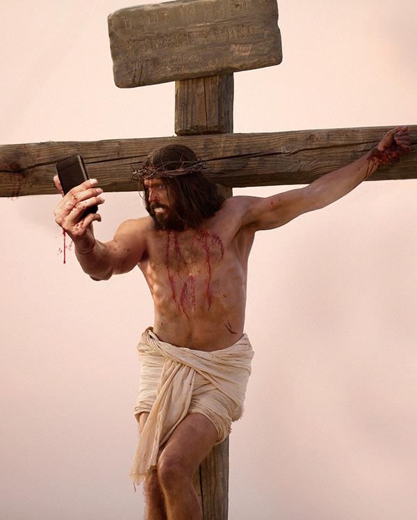 B3ta Com Challenge What Would Jesus Do 2016