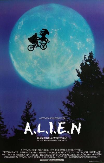 E.T. THE EXTRA‐TERRESTRIALfc2>1本 YouTube動画>52本 ニコニコ動画>1本 ->画像>143枚