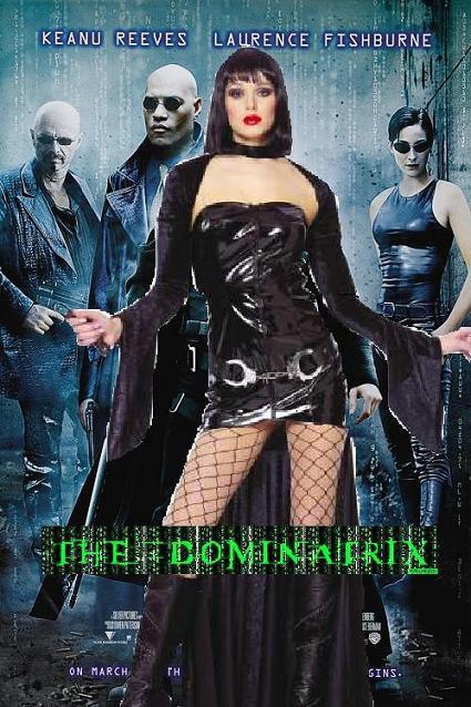 the matrix porn